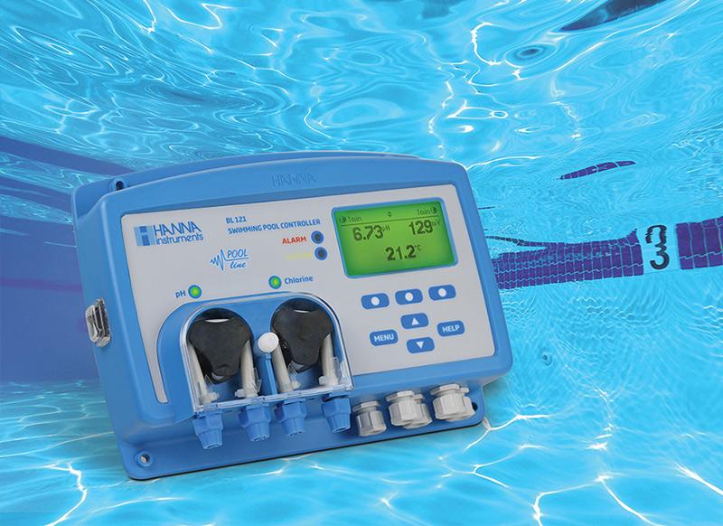 Voordelen van een automatische pH- en chloorregeling?