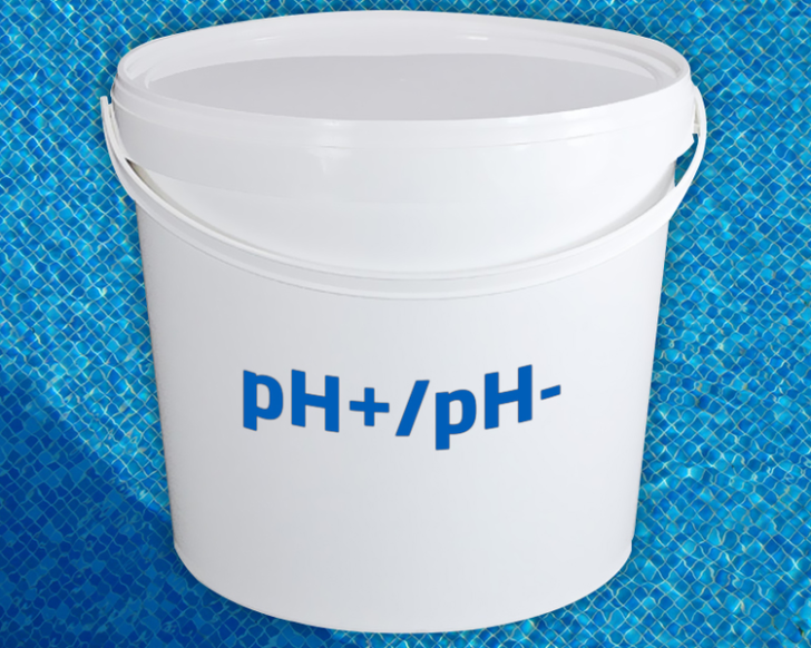 Wat is pH minus/pH plus?